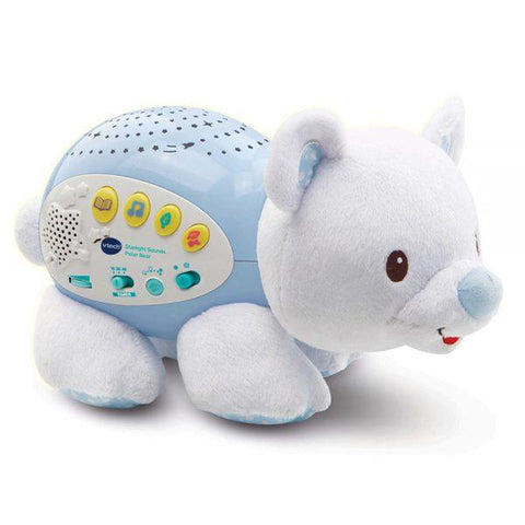 VTech Baby Little Friendlies Starlight Sounds Polar-Sound Polar-Little Kingdom