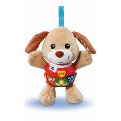 VTech Little Singing Puppy-Singing Puppy-Little Kingdom