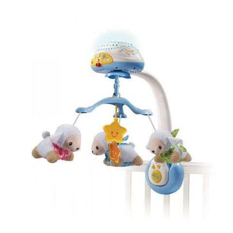 VTech Lullaby Lambs Mobile-Lamb Mobile-Little Kingdom