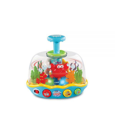 VTech Sea Side Spinning Top-Spinning Top-Little Kingdom