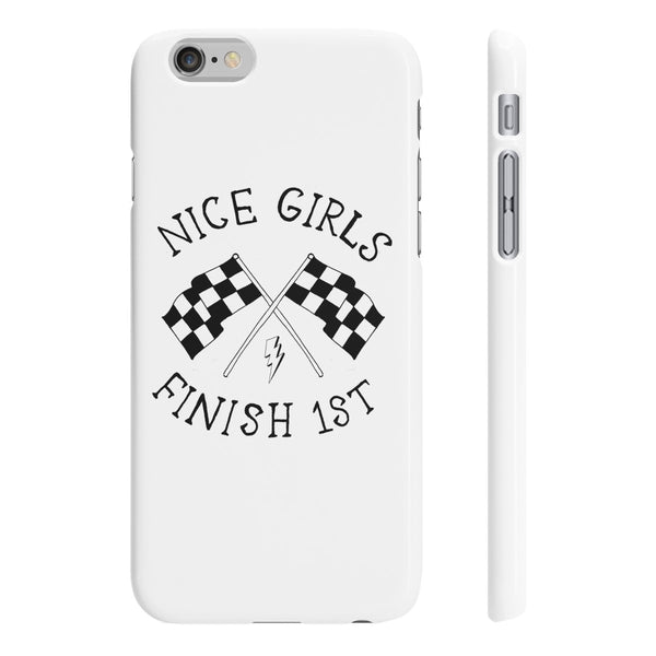 Nice Girls Phone Case
