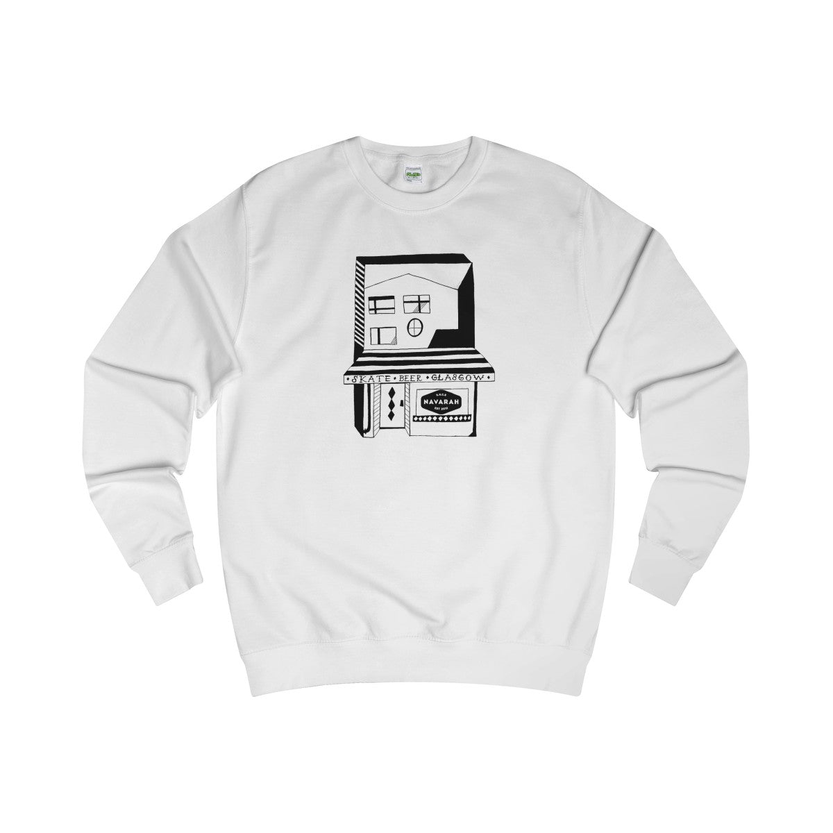 Glasgow Heart Sweatshirt
