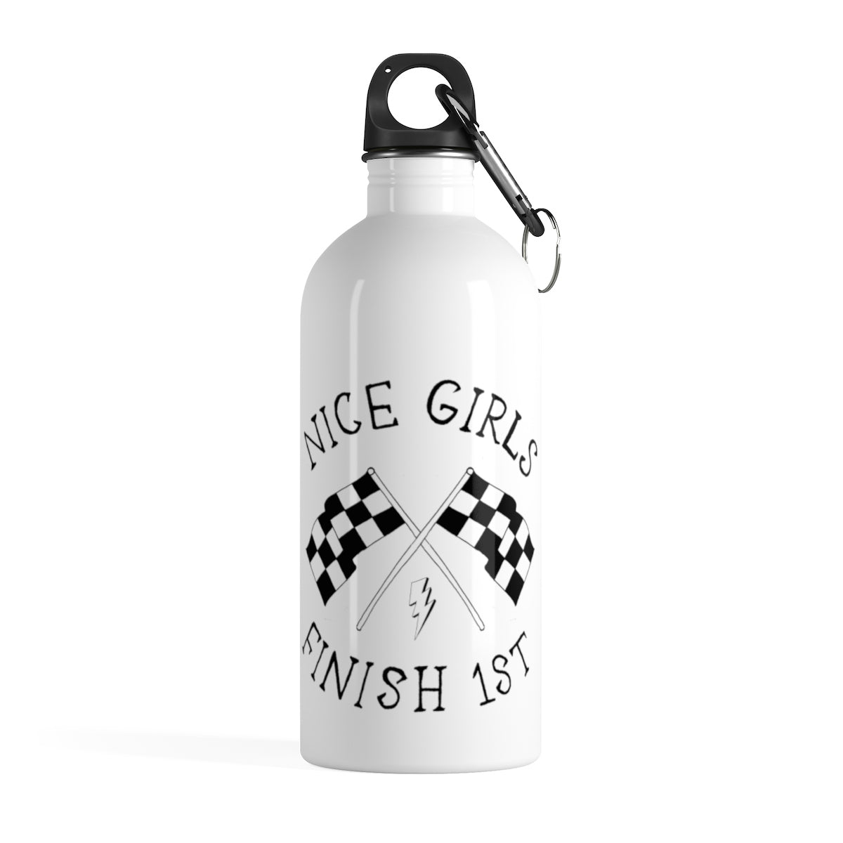 Nice Girls Stainless Steel Water Bottle
