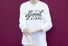 Navarah x David Shearon Good Vibez Long Sleeve T-Shirt