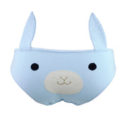 underwear with face blue bunny panties with ears for womens lingerie by knickerocker