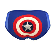 Captain america sheild panties for women by knickerocker