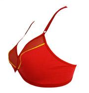 The Flash Inspired Bra by knickerocker