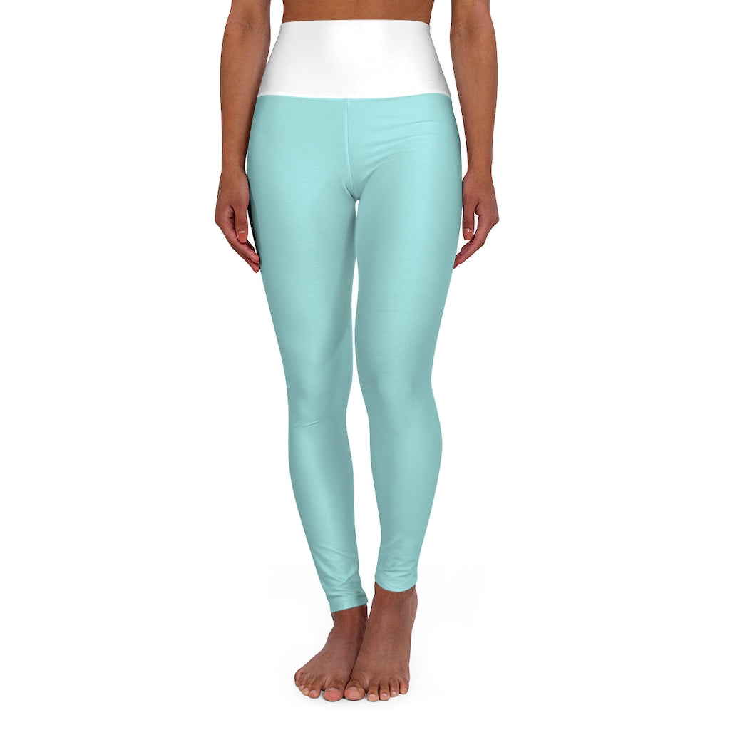 Sky Yoga Leggings