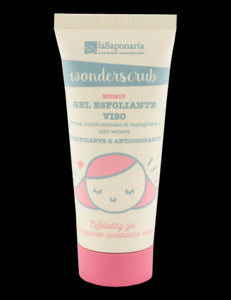WonderScrub - Gel esfoliante viso