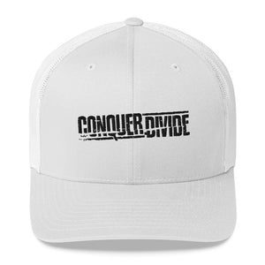 Conquer Divide Trucker Hat