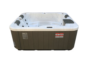 Comet Hot Tub Spa - 3 Person, 25 Jets