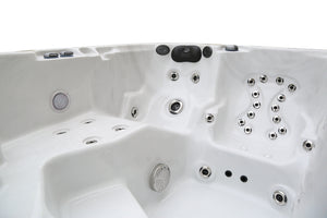 Juno Hot Tub Spa, 3 Person, 38 Jets