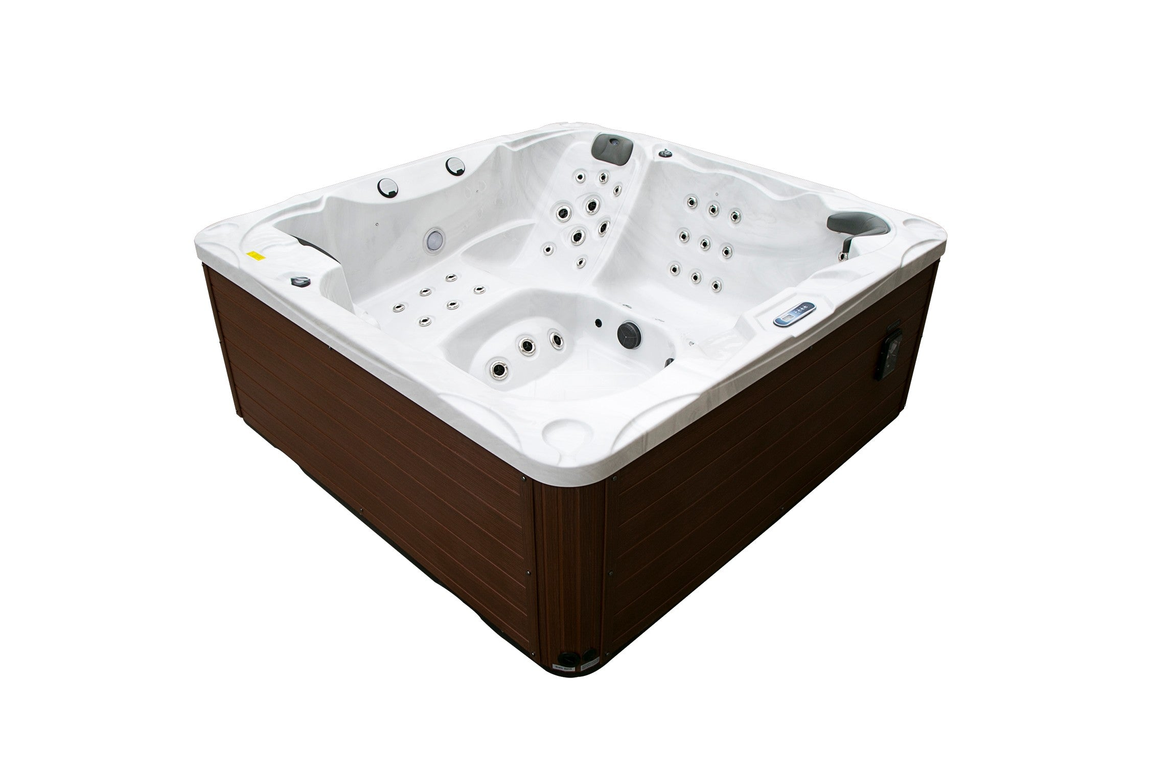 Pallas Hot Tub Spa | 6 Person, 67 Jets