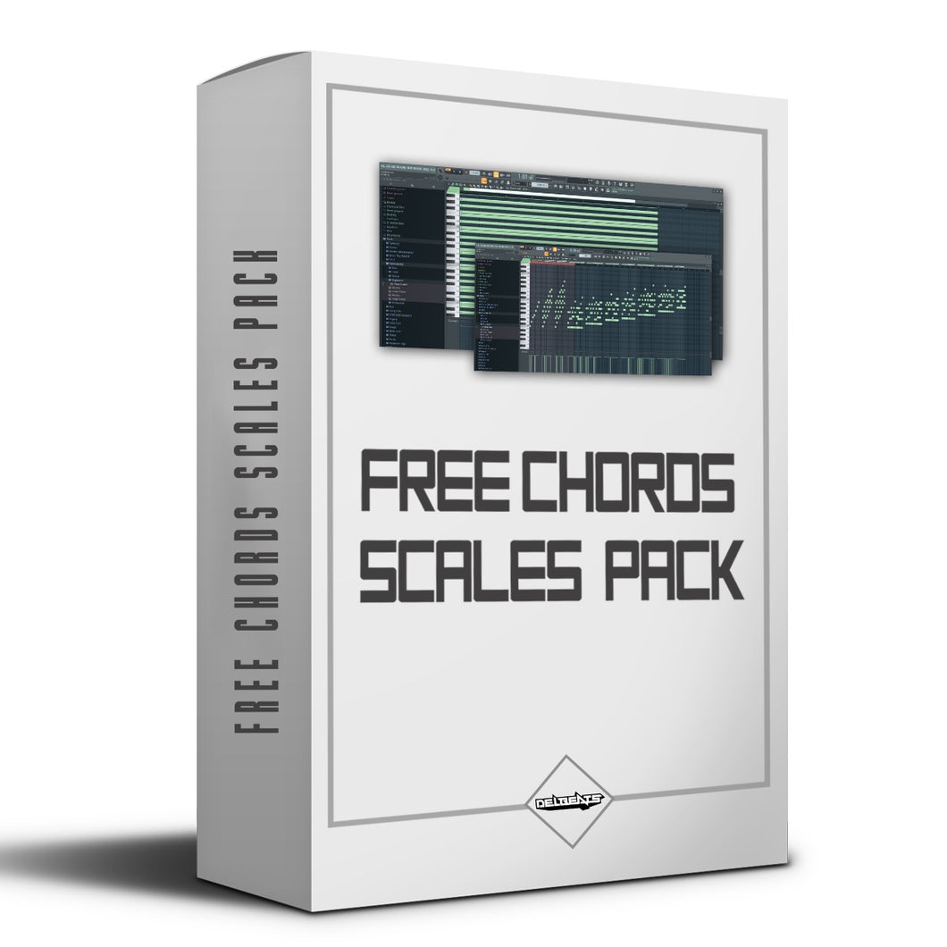 Free Chords Scales Pack