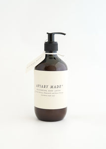 Honey, Chamomile and Sweet Orange Body Lotion
