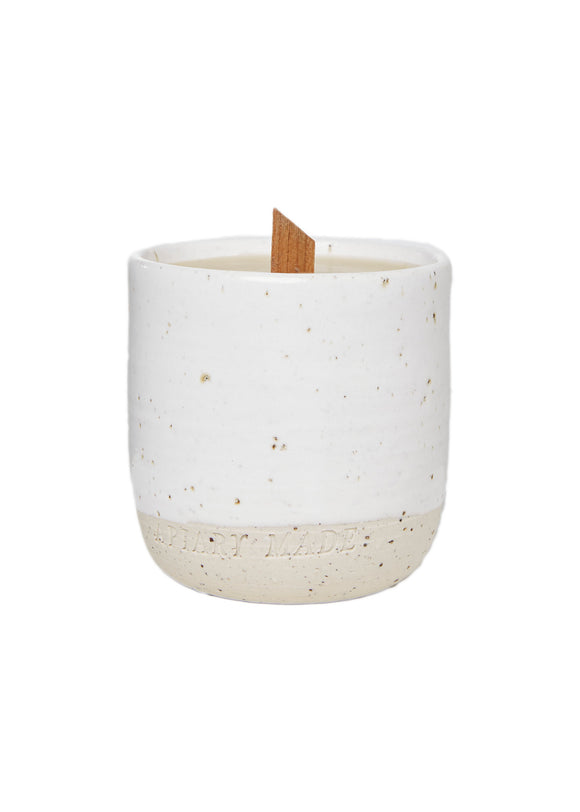 Beeswax Candle Vessel