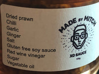 XO Sauce Made by Mitch 100g (ONLY AVAILABLE WITH A KIT or LOYALTY PACK)