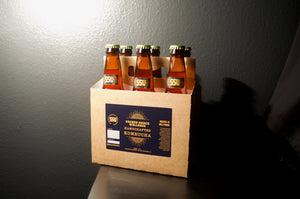 (A) 6 Pack Kombucha [12OZ]