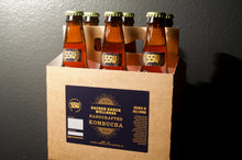 Load image into Gallery viewer, (A) 6 Pack Kombucha [12OZ]