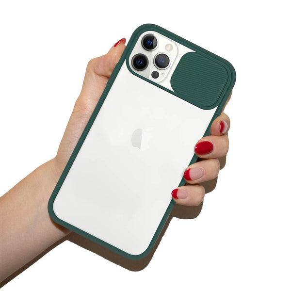 Soft camera cover protection iphone case