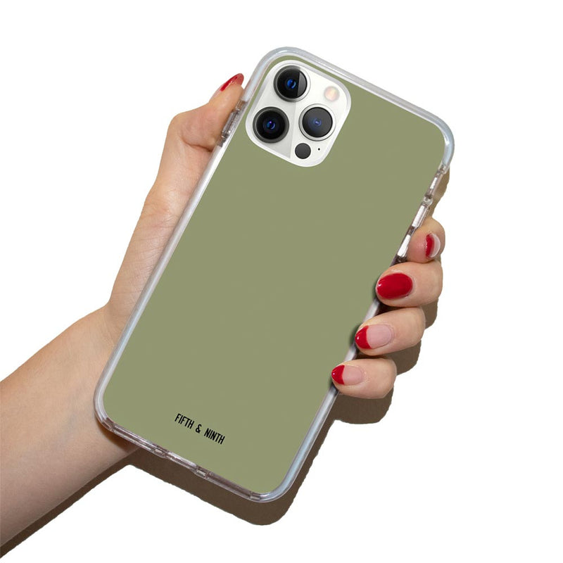 Mineral Green iPhone 12 Case
