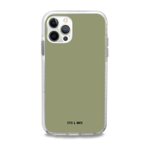 Fifth & Ninth Mineral Green iPhone 12 Pro Case