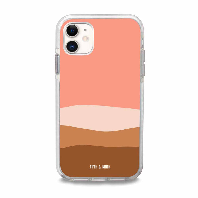 coral iphone 11 case
