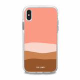 coral iphone x case