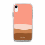 coral iphone xr case