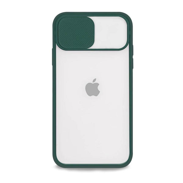 Cam Cover Case - Emerald Green