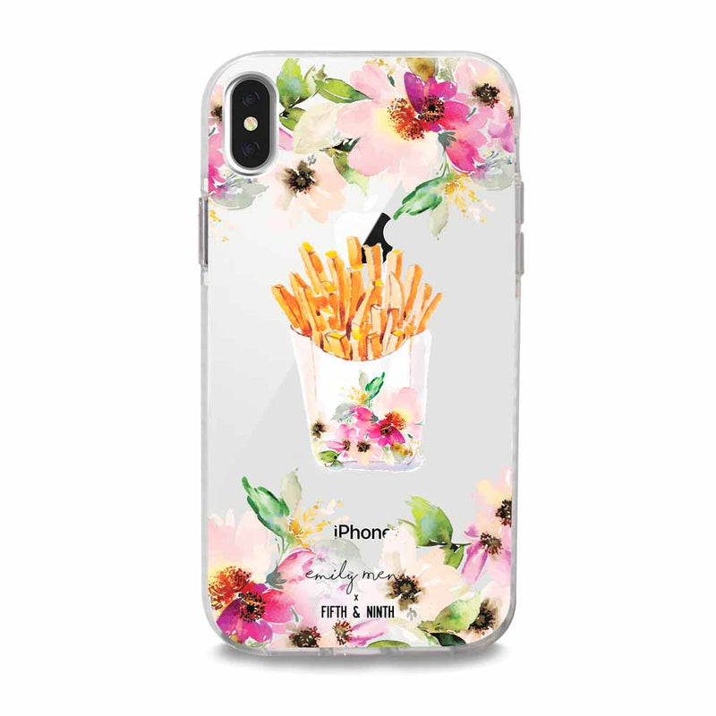 Flowers and Fries - Emily Men