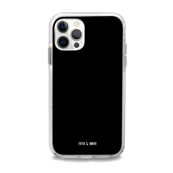 Fifth & Ninth Jet Black iPhone 12 Pro Max Case