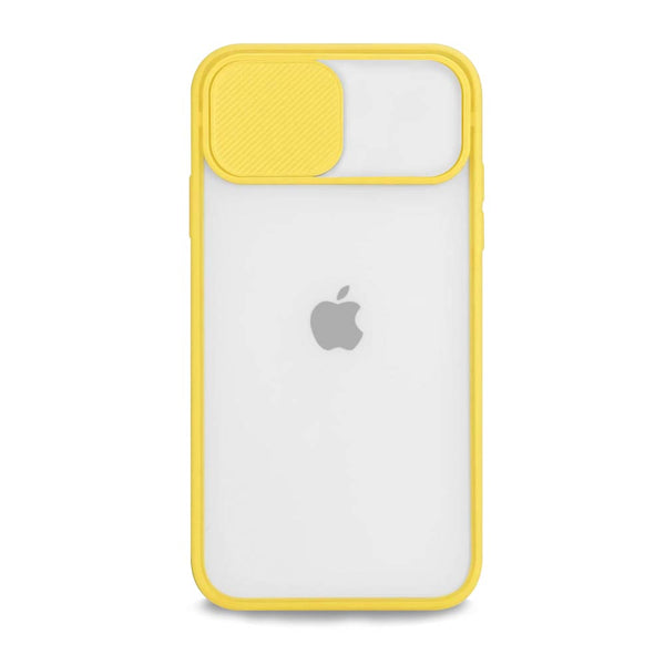 Cam Cover Case - Lemon