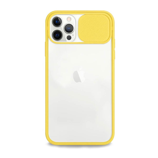 Yellow Camera cover iPhone case