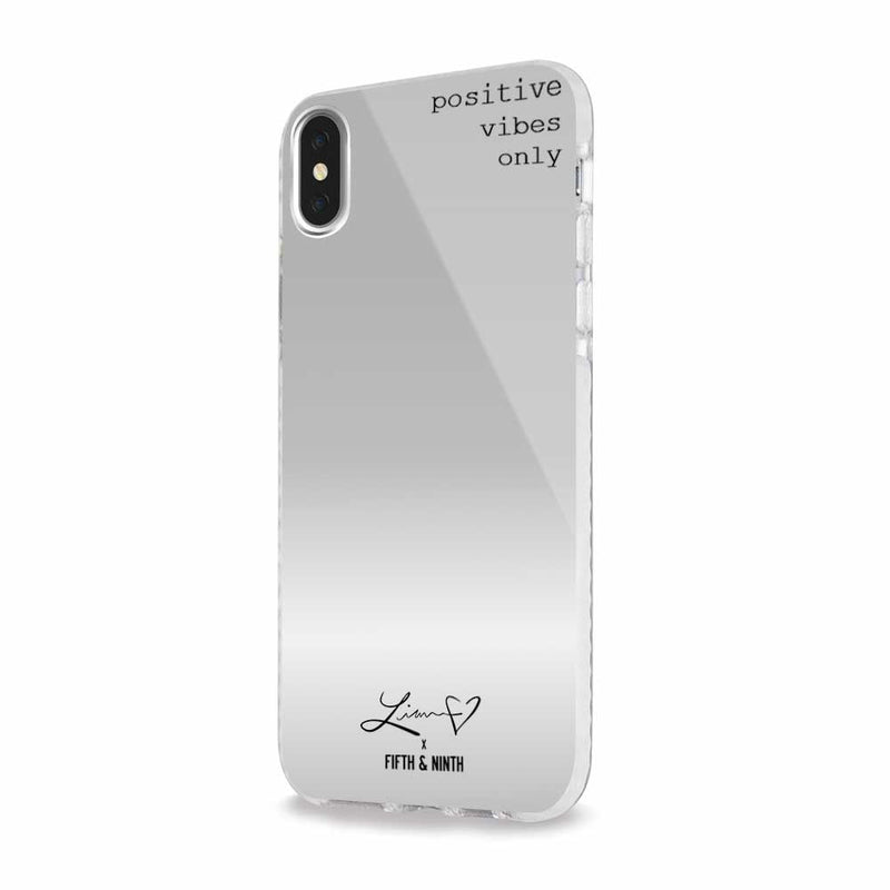 Positive iphone case mirror finish