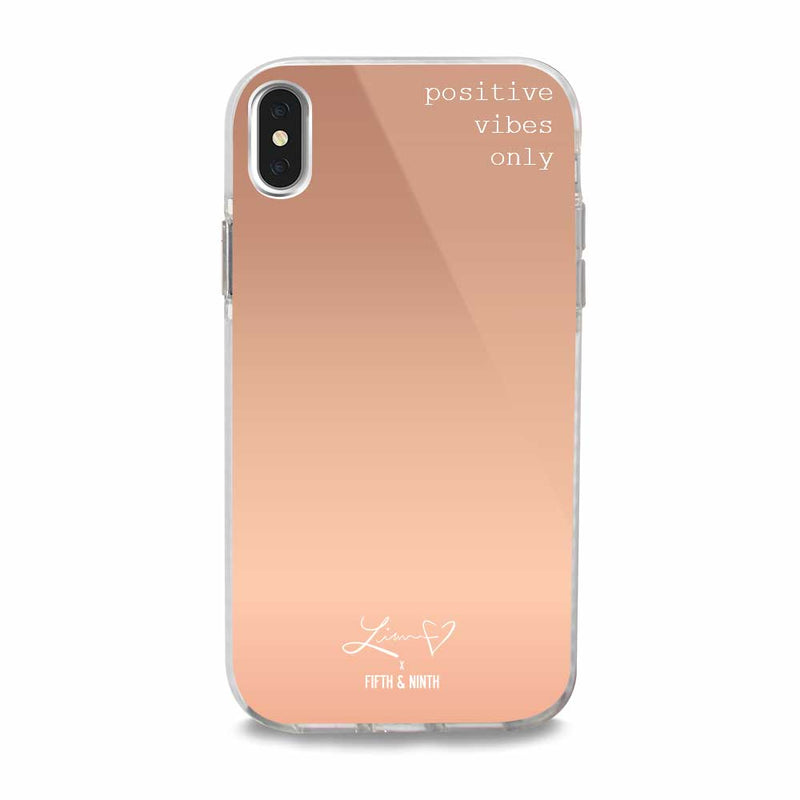 Positive Vibes, Rose Gold Mirror - Liane V.