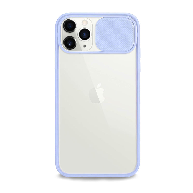 Lavender camera cover iPhone case