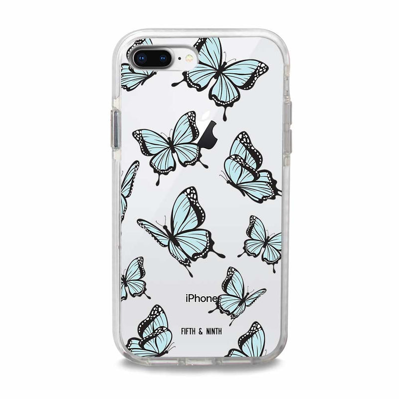 butterfly iphone plus case