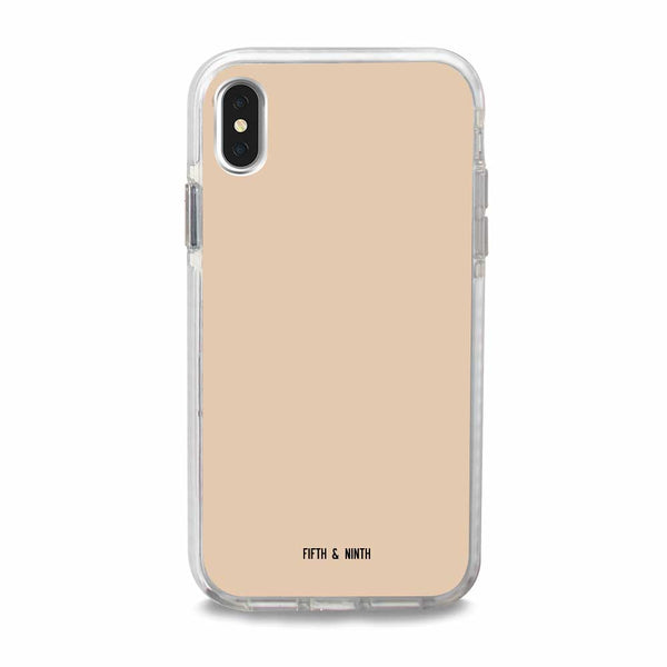 neutral iphone xs max case