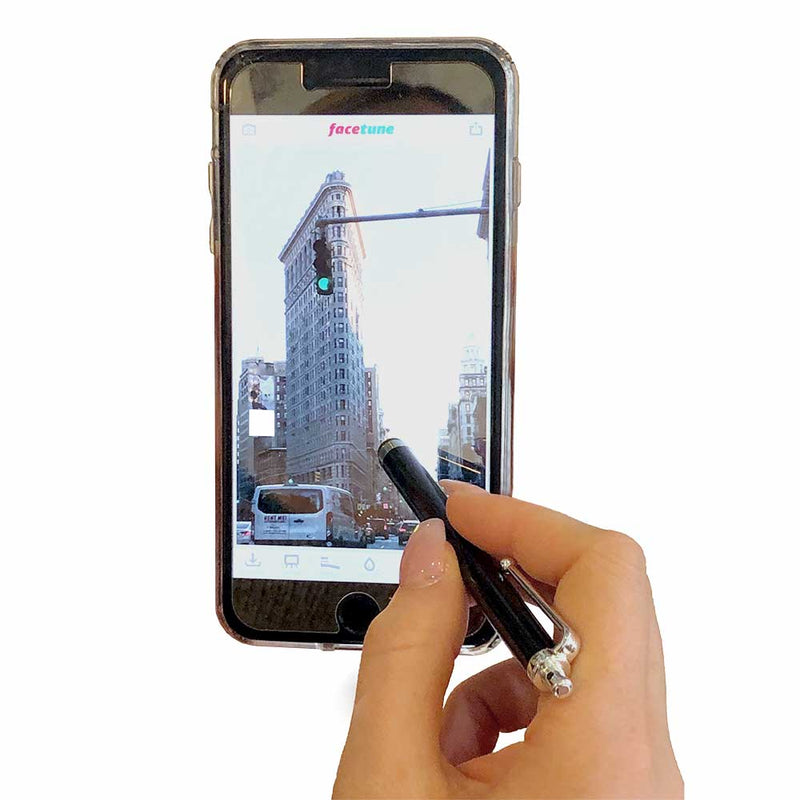 Phone stylus for iPhone