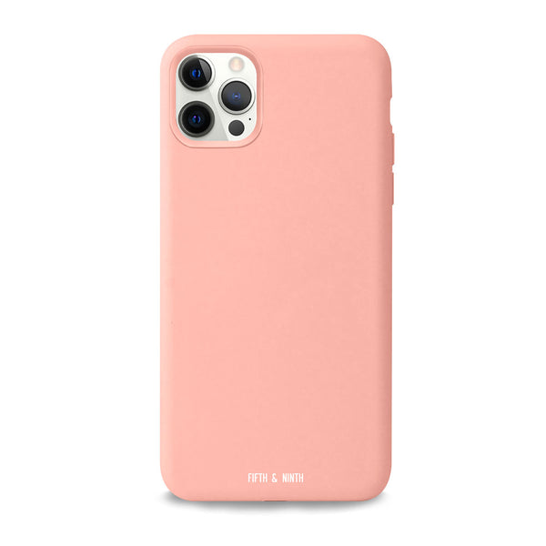 Protective Silicone Case - Pink Sand