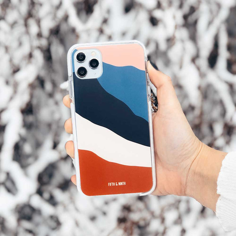 abstract sophisticated phone case