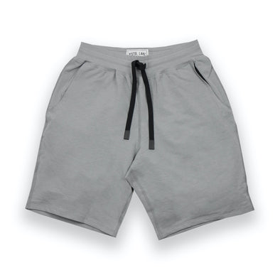 Stretch Terry Shorts - Gray