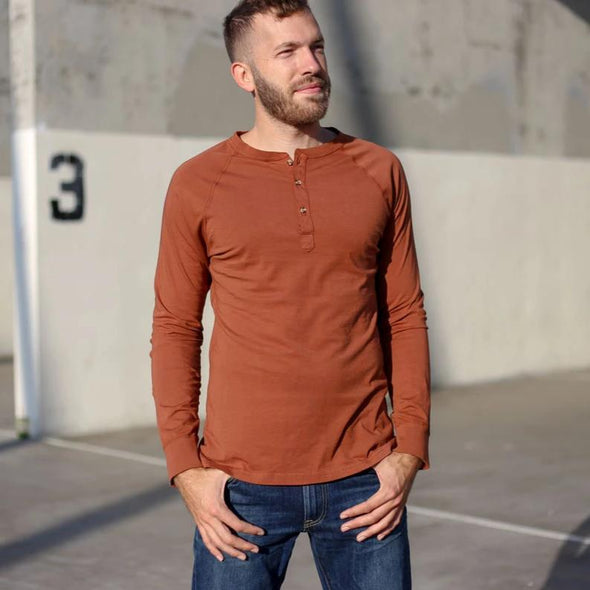 Cotton Henley