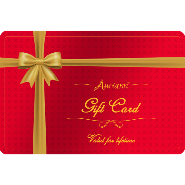 Auriann Jewellery Gift Card