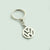 Sterling Silver Volkswagen Key Chain