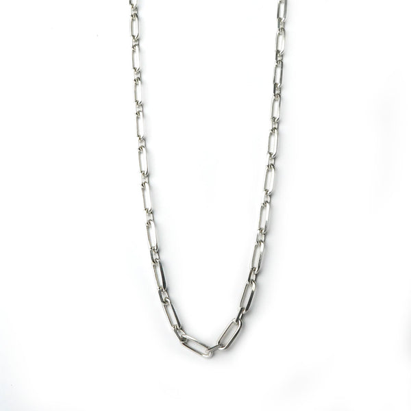 Unisex Sterling Silver Chain