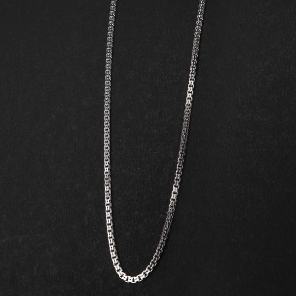 Sterling Silver Unisex Chain