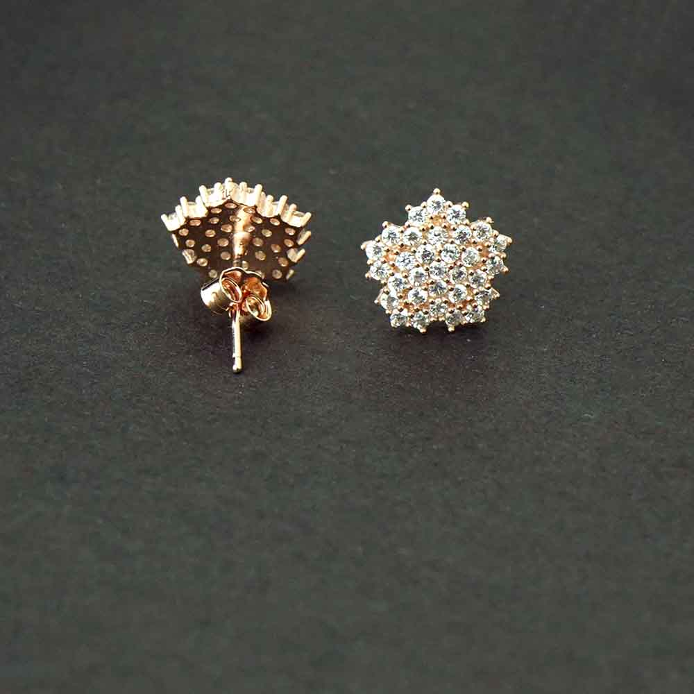 Sterling Silver Classic Stud