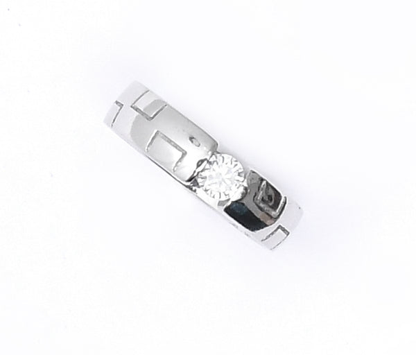 Sterling Silver Exclusive Unisex Ring